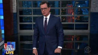 Allow Stephen Colbert To Introduce You To The Democratic Candidates Before Promptly Burying Them