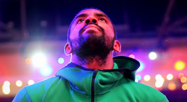 Conspiracy Theory Kyrie Irving Is A Member Of A New Age Alien Cult