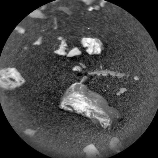 curiosity rover light photo