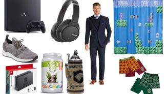 Daily Deals: 'Breaking Bad,' Sony Electronics, Puma Sneakers, ThinkGeek Memorabilia Clearance, Jos.A.Bank Suit Sale And More!