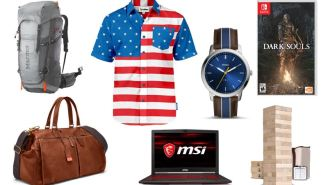 Daily Deals: Fossil Watches, Marmot Camping Gear, Giant Jenga, Volcom Clearance, Under Armour Semi-Annual Sale And More!