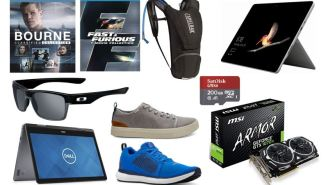 Daily Deals: Laptops, 'Fast & Furious,' TOMS Shoes, Oakley Sunglasses, Banana Republic Sale And More!