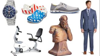 Daily Deals: Suits, Crocs, TVs, 4th Of July Sales, TAG Heuer Sales Event, ThinkGeek Clearance And More!