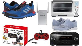 Daily Deals: adidas Sneakers, Atari Flashback System, Cole Haan Shoes, Zappos Sale, Neiman Marcus Clearance And More!