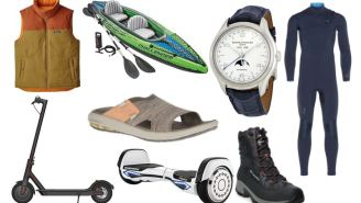 Daily Deals: Wetsuits, Golf Shorts, Baume Et Mercier Watches, Razor Hoverboards, Merrell Clearance, Backcountry Sale And More!