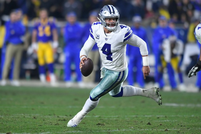 Dak Prescott has reportedly asked for an annual salary of $34 million from the Dallas Cowboys