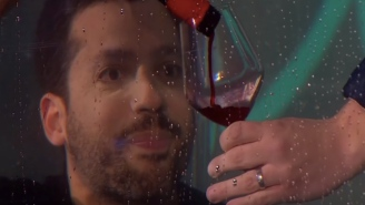 David Blaine Performs A Mind-Bending Card Trick Underwater While Holding His Breath For So Damn Long
