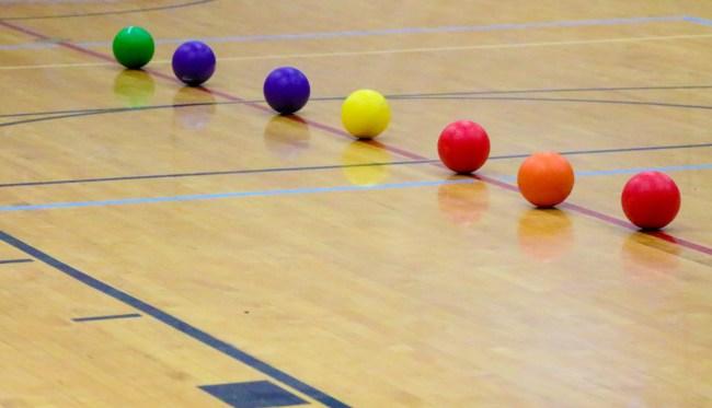 dodgeball oppressive sport study