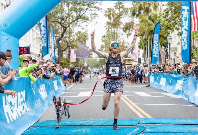 Dog Mile World Record Running Championship