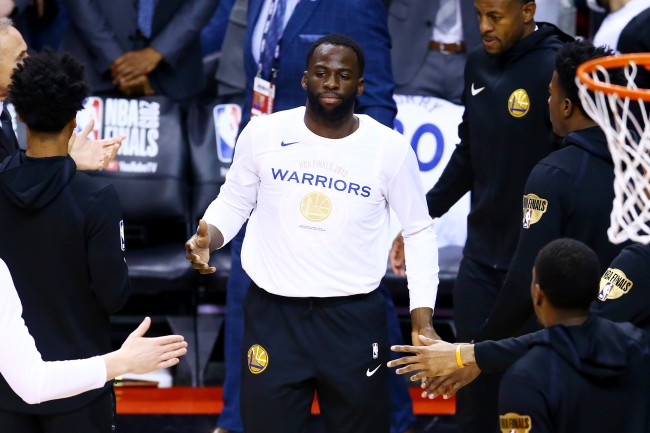 Draymond Green details how an intervention has helped him lose 25 pounds since March