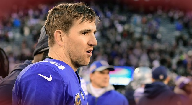Eli Manning Shared Story About Evil Prank He Pulled On A Giants Rookie