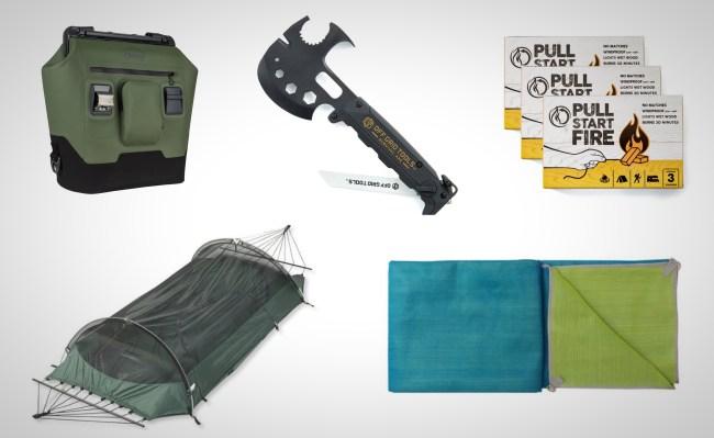 camping tools Summer 2019