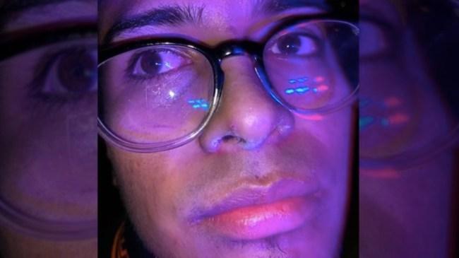 florida man drugs on nose