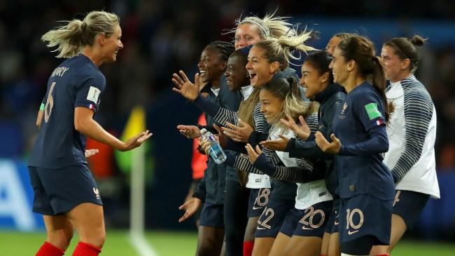 france women's national soccer team