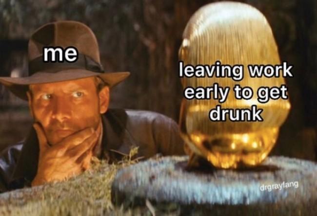 funniest drunk meme