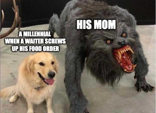 funniest millennial memes