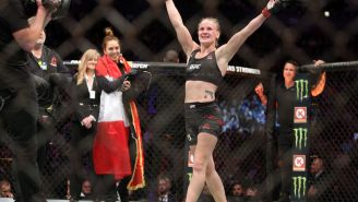 UFC 238 Preview: This Is Not Your Ordinary Co-Main Event – Shevchenko vs. Eye