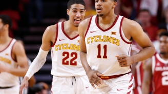 Old Tweet Of LA Lakers Draft Pick Talen Horton-Tucker Referencing Awful Rumor About LeBron James' Mother Resurfaces On Twitter After Draft Night