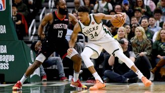 Houston Rockets Twitter Account Gets Ripped To Shreds For Listing Reasons Why James Harden Should Have Won The NBA MVP Award Over Giannis Antetokounmpo