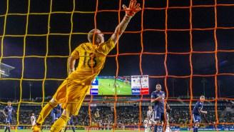 Zlatan Ibrahimovic Scored A Ridiculous Bicycle Kick That's The Easily MLS Highlight Of The Season