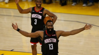 Chris Paul Dislikes James Harden So Much That He Has Reportedly Demanded A Trade Out Of Houston