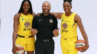 Derek Fisher Posts Photo Revealing How Bad WNBA Players Have It Compared To NBA Players