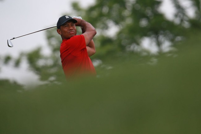 Tiger Woods Memorial Final Round