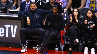 NBA Twitter Was Relentless With Memes Of Drake Looking Sad As The Raptors Blew Game 2