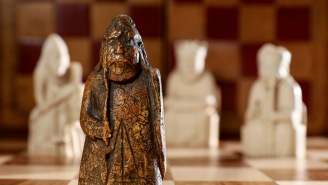 Family Discovers Chess Piece They Bought For £5 Is Actually Crazy Rare And Could Be Worth Seven Figures