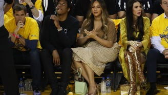 Wife Of Warriors Owner Disabled Her Instagram Account After Receiving Death Threats From Beyonce's Fans Over Game 3 Convo With Jay-Z