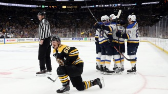 Bruins Fans Were Fuming Over 'Egregious' Missed Call That Led To Game-Winning Goal While The Rest Of America Mocked Them