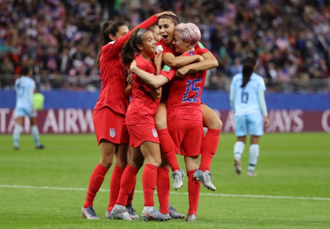 Miami bar offered free shots every time Team USA Women's Soccer Team scored and the USWNT scored 13 goals