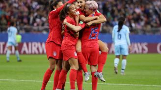 Bar Gave Everyone Free Shots For Every USWNT Goal, Let's Hope The Patrons Survived After Team USA Scored 13 Times