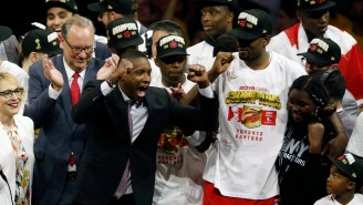 The Washington Wizards Are Reportedly Ready To Offer Raptors' Exec Masai Ujiri $10 Million A Year, Ownership Stake Immediately After Winning NBA Championship