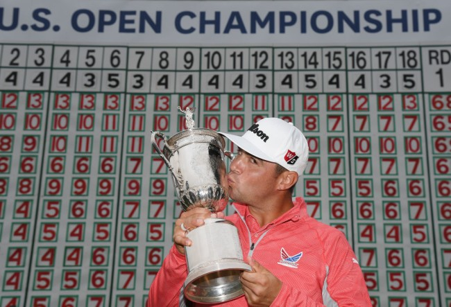 Gary Woodland U.S. Open