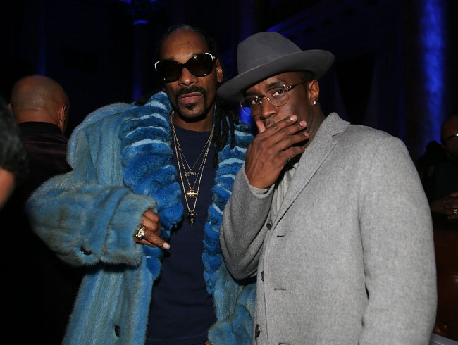 Diddy Trolls Suge Knight During Dance-Off with Snoop Dogg
