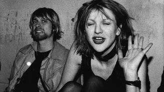 Courtney Love Says Ghost Of Kurt Cobain Haunted And Talked To Her Once, Gets Angry At Marilyn Manson Sex Question