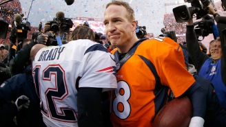The 'GOAT' Debate Is Back After Tom Brady Shared A Selfie With Peyton Manning And Destroyed Millions Of Fans