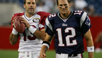Chris Simms Personally Insulted Kurt Warner For Blasting Him Over Ranking Tom Brady As The NINTH Best QB In The NFL