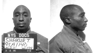 Tupac's Prison ID Card To Go On Sale And You Can Buy It On July 1