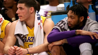 The Lakers Have Reportedly Offered Lonzo Ball, Brandon Ingram And The #4 Pick In The NBA Draft For Anthony Davis As Trade Negotiations Between The Two Teams Reopen