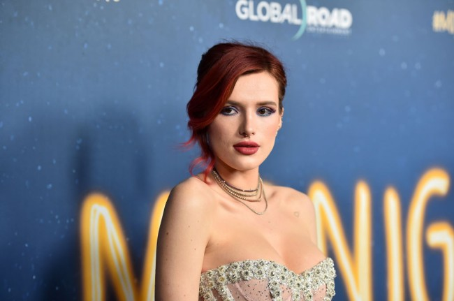 Bella Thorne rebounds from ex-boyfriend rapper Mod Sun and is now dating Benjamin Mascolo