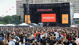 Governor's Ball Attendees Were Forced To Evacuate Due To Severe Weather And The Videos Give Me Anxiety