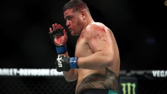 UFC 238 FIGHT WEEK: Tuivasa And Ivanov Will Slug It Out, But Will 'Bam Bam' Crush A Shoey After The Fight?