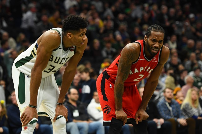 People are naming their babies after popular athletes like Kawhi Leonard and Giannis Antetokounmpo