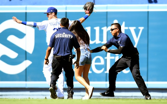 Girl Who Ran Onto Field To Hug Cody Bellinger Tells Great Story