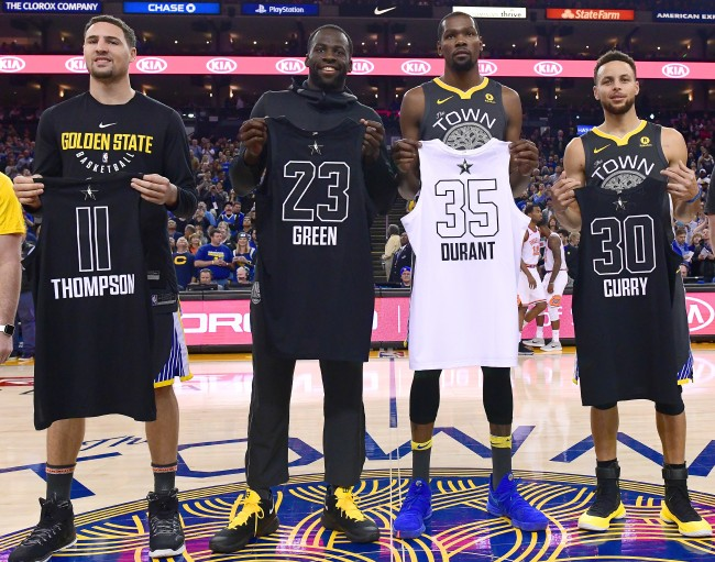 The Golden State Warriors will need to spend $1.6 billion to keep its All-Star core together