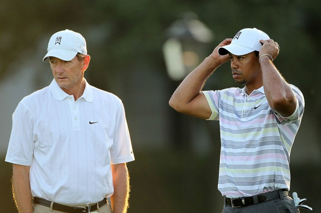 hank haney tiger woods feud