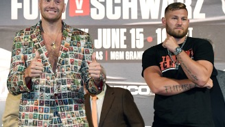 Watch Top Rank's Heavyweight Fight Between Tyson Fury Vs. Tom Schwarz AND Copa America Exclusively On ESPN+