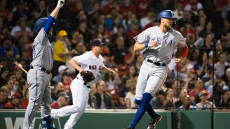 Hunter Pence Hit The Easiest Inside-The-Park Home Run Ever, May Have Broken Red Sox Outfielder Brock Holt